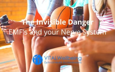 The Invisible Danger: EMF's and your Nerve System