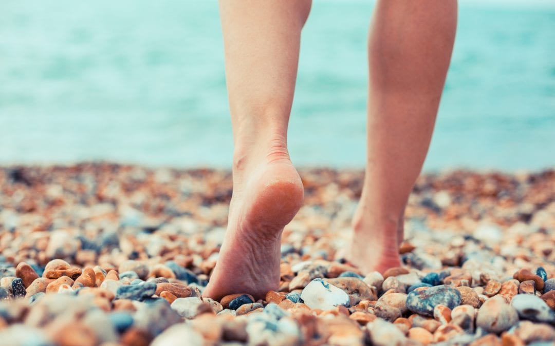 Proprioceptive Walking and your Nerve System
