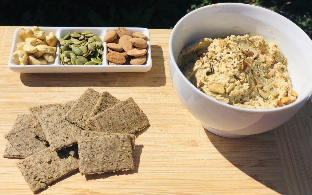 Hummus Dip and Zinc