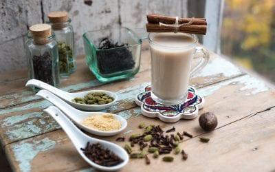 Organic Chai Mixture