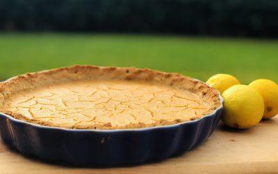 Organic Citrus Lime Pie