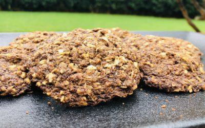 Organic ANZAC Biscuits