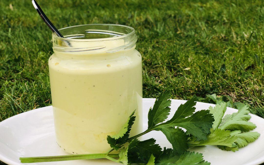 Organic Lemon Mayonnaise